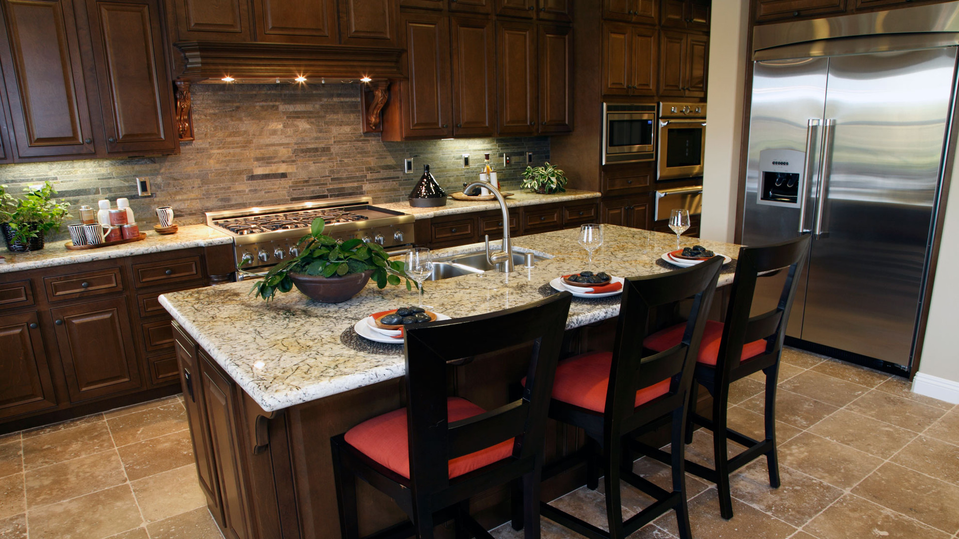Palm Springs Palm Desert And La Quinta Kitchen Cabinet Refinishing